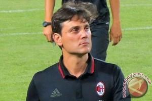 Montella tetap bangga meskipun AC Milan dikalahkan Inter