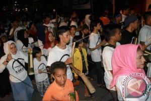 Tradisi Ketuk Sahur Gorontalo