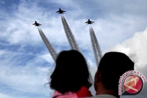 TNI AU tingkatkan patroli udara di perbatasan Filipina