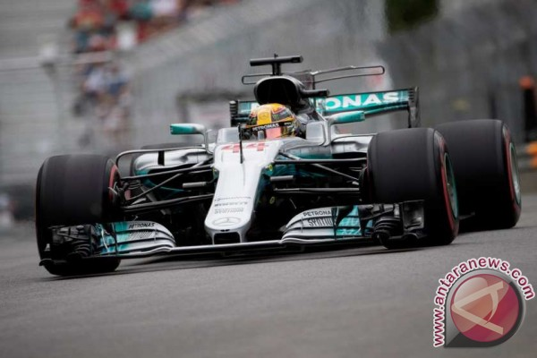 Hamilton Juara F1 Kanada