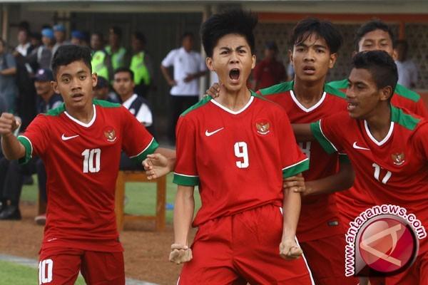 Indonesia juara Tien Phong Plastic Cup Vietnam