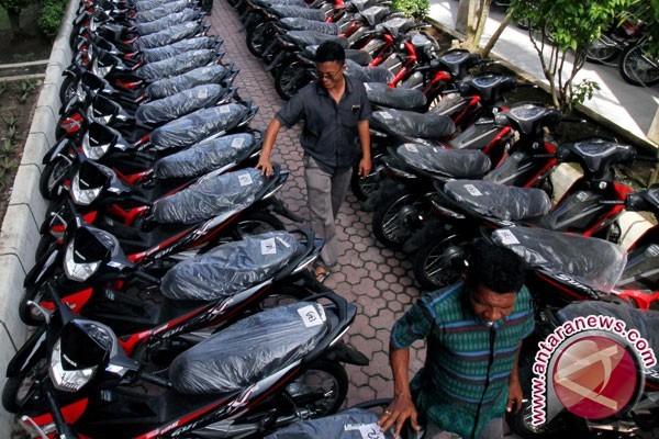 Penjualan sepeda motor 2017 diprediksi tidak lebih dari enam juta unit