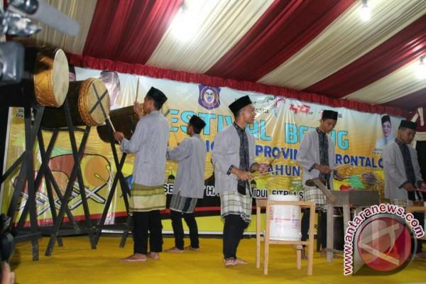 Wagub Gorontalo Buka Festival Bedug 2017