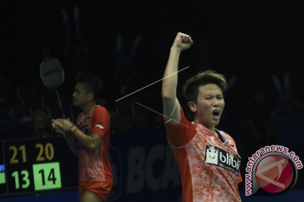 Owi/Butet Bidik Asian Games