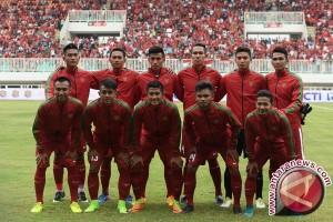 Indonesia naik dua posisi di peringkat FIFA