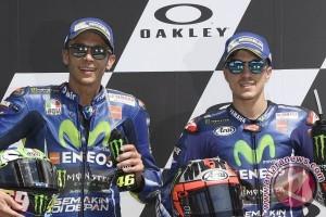 Klasemen MotoGP setelah GP Italia: Vinales teratas, Rossi ketiga