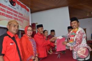 Wabup Petahana Gorontalo Utara Harap Diusung PDIP