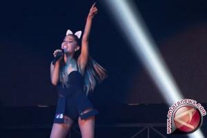 Konser Ariana Grande kumpulkan Rp34 miliar lebih untuk korban ledakan Manchester