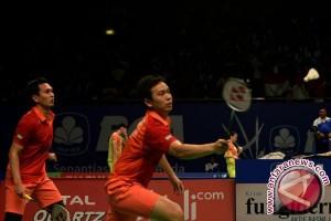 115 pemain perkuat Garuda di Indonesia Terbuka