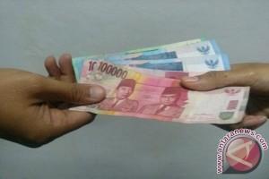 Penukaran Uang di Halaman Rudis Gubernur Capai Rp2,8 Miliar