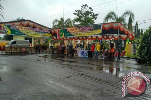 Kejati Gelar Bazar Peringati Hari Bhakti Adyaksa