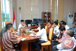 Gubernur Gorontalo Rakor Bahas Proyek Strategis Nasional