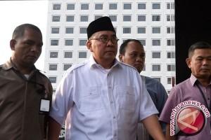 KPK tetapkan empat tersangka proyek jalan Bengkulu