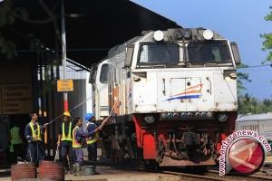 Lima pelaku pelemparan kereta api ditangkap