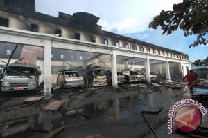 Polisi Selidiki Penyebab Kebakaran Rs Aloe Saboe