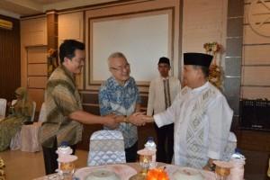 Wagub Gorontalo Silaturahmi Dengan Masyarakat