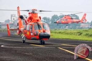 Kotak Hitam Helikopter Basarnas Ditemukan