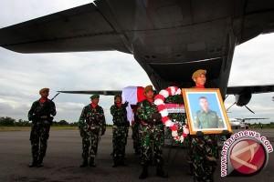 Tentara yang tewas ditikam usai sholatkan jenazah
