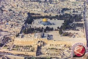 Palestina desak masyarakat internasional lindungi Mesjid Al-Aqsa