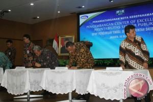 Pemprov Gorontalo Tandatangani Nota Kesepahaman Akuntabilitas Publik