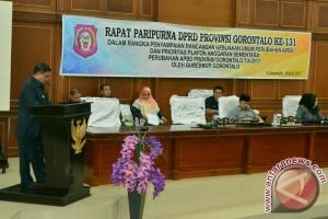 APBD-Perubahan Provinsi Gorontalo Fokus Empat Program Unggulan