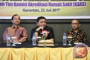 Pemkab Gorontalo Dukung Akreditasi RSUD Dunda Limboto