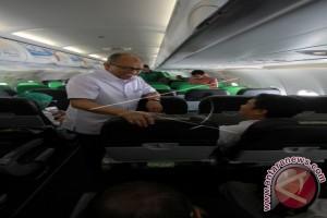 Citilink Resmi Terbang Perdana Rute Gorontalo-Jakarta
