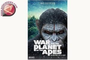"""War for Planet of the Apes"" penutup sempurna trilogi"