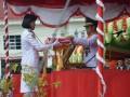 Upacara Hut Kemerdekaan di Gorontalo Utara