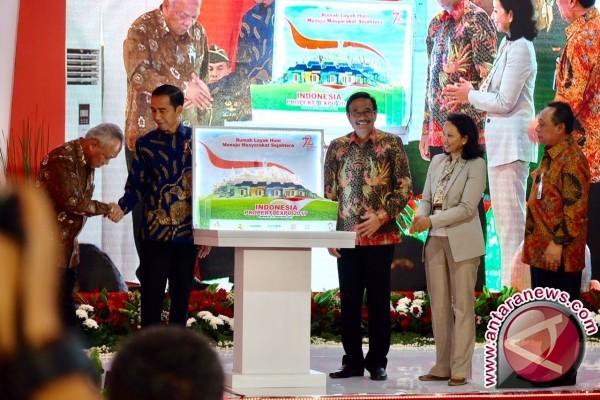 Presiden Jokowi apresiasi sembilan kepala daerah yang pangkas perizinan pembangunan rumah