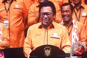 Dalam dokumen tertulis, Hanura usung Jokowi untuk Pemilu 2019