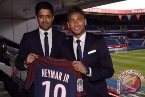 Debut Neymar bersama PSG terancam batal