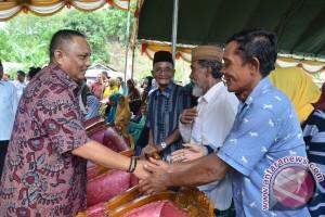 Bantuan Pemprov Rp2,7 Miliar Untuk Gorontalo Utara
