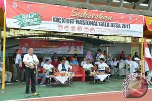 Gala Desa Berpotensi Hasilkan Atlit Muda Daerah