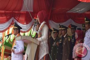 Ketua DPRD Gorontalo Utara Bertugas Baca Proklamasi