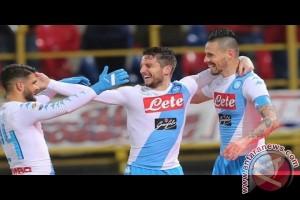 Napoli Kalahkan Nice di Playoff Liga Champions