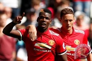 Hasil dan klasemen Liga Inggris, MU lanjutkan tren positif