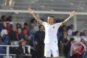 Roma awali musim dengan menang tipis 1-0 atas Atalanta