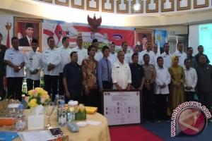 Ini 10 Komitmen Bersama Kepala Daerah se-Gorontalo Cegah Korupsi
