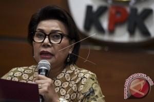 KPK belum temukan keterlibatan istri Bupati Nganjuk