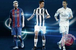 Juventus-Barca dan Munchen-PSG Ketemu di Liga Champions