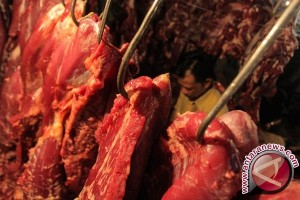 Harga Daging Sapi-Ayam di Gorontalo Stabil