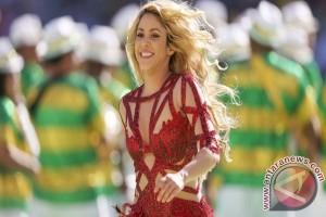 Shakira Rencana Syuting Video Klip di Bali