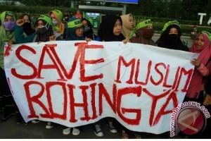 Pengungsi Rohingya di Bangladesh capai 480.000