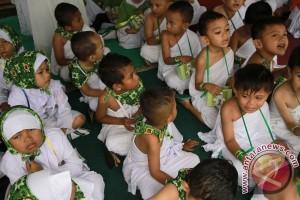 Ratusan Anak Ikuti Lomba Manasik Haji