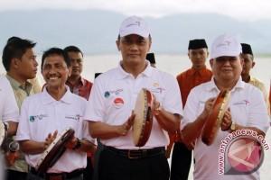 Dirjen Dukcapil Buka Festival Pesona Danau Limboto