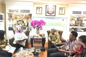 KLH Sebut Gubernur Gorontalo Peduli Lingkungan