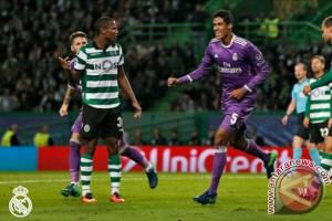 Real Madrid perpanjang kontrak Varane hingga 2022
