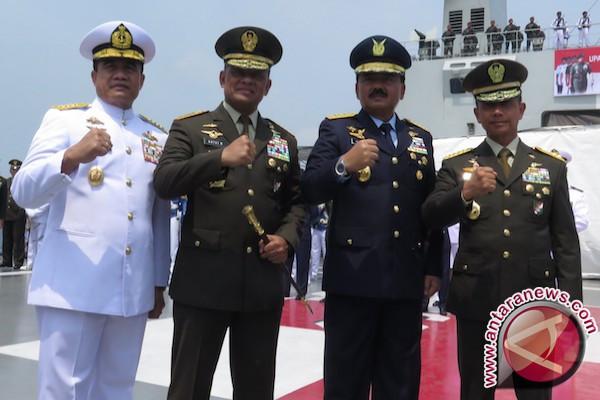Panglima TNI pasti berpolitik dan itu politik negara