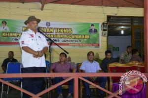 Gubernur Gorontalo Temui Mentan Terkait Pengurangan Benih